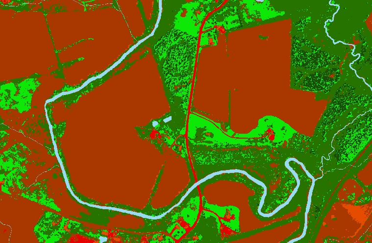 20CM land cover data