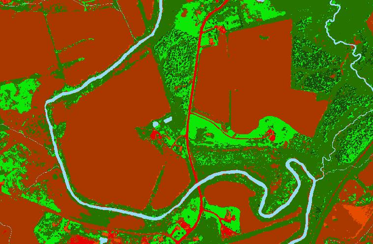 20CM land cover data