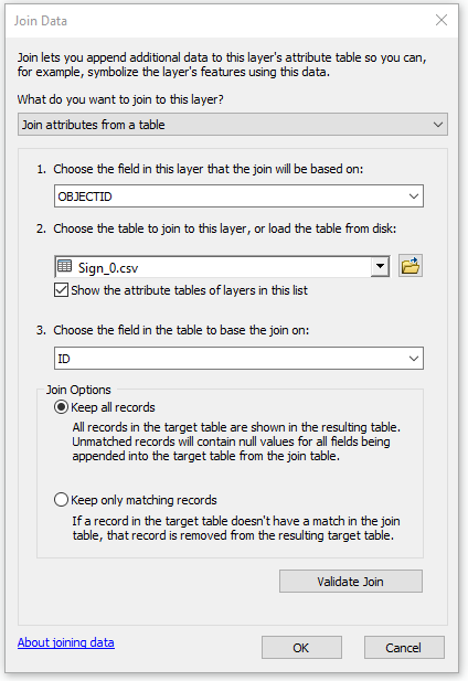Adjust settings to look like this.