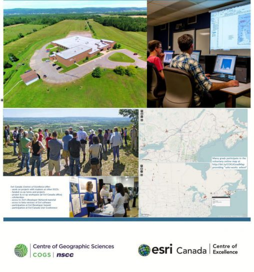 NSCC Centre of Geographic Sciences